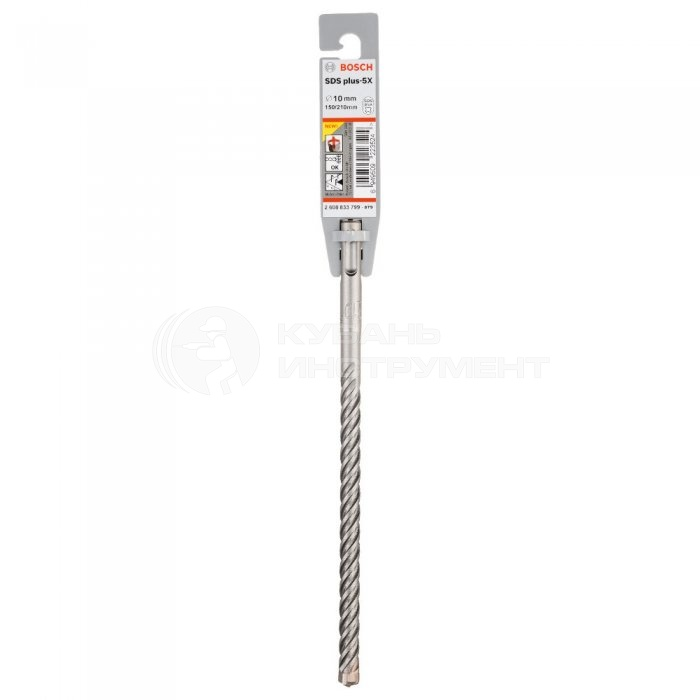 Сверло Bosch SDS plus-5X  8x200x260 2608833791