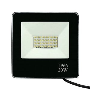 Прожектор LT-FL-01N-IP65-30W-6500K Led Е1602-0017
